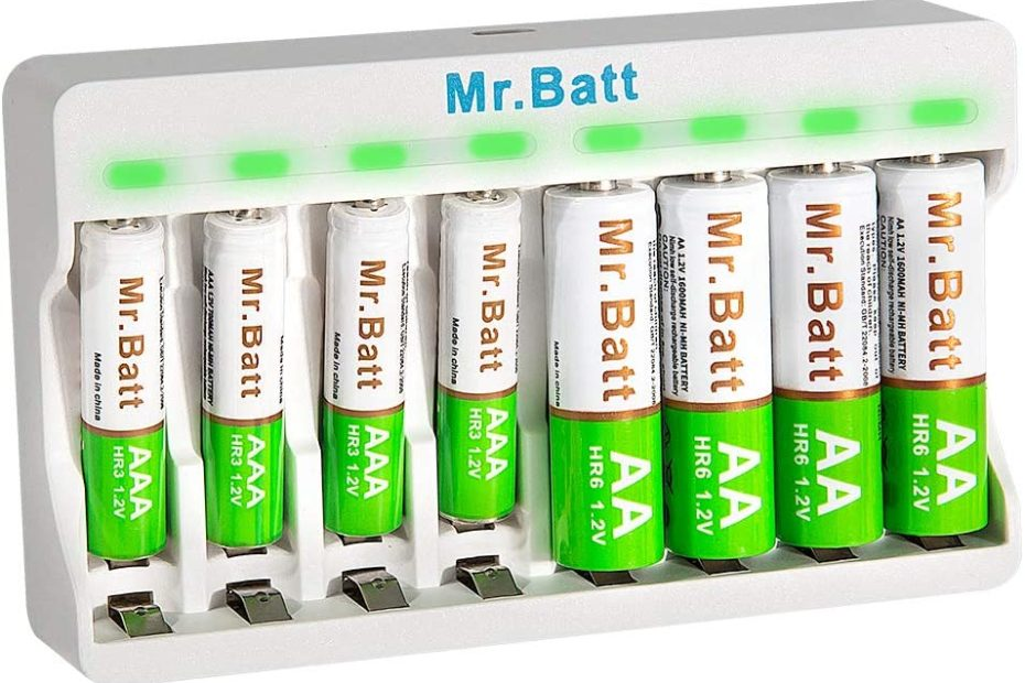 The best Rechargeable Aaaa Battery 2021-Economical and convenient solution