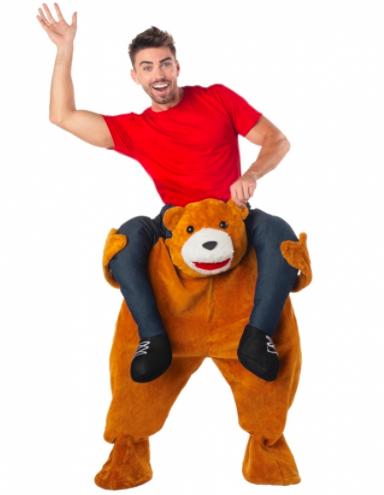 carry me teddy bear pants
