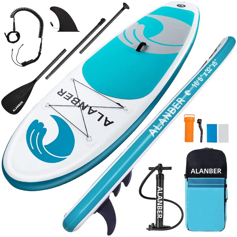 Best-Inflatable-Stand-Up-Paddle-Board