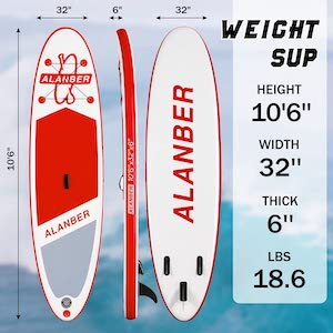 best-inflatable-stand-up-paddle-boards